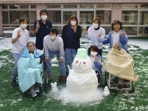 雪だるま-3